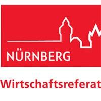 Auftraggeber Stadt Nürnberg Wirtschaftsreferat Logo