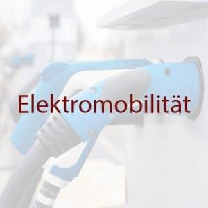 Projekte Elektromobilität weiss