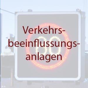 Projekte Verkehrsbeeinflussung weiss