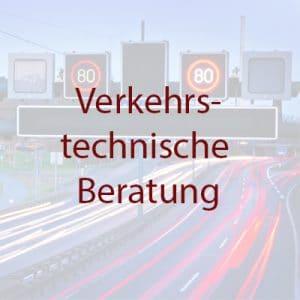 Projekte Verkehrstechnische Beratung weiss