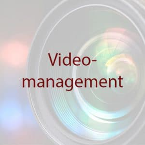 Projekte Videomanagement weiss