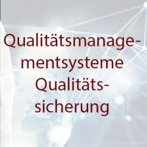 Projekte Qualitätsmanagement weiss